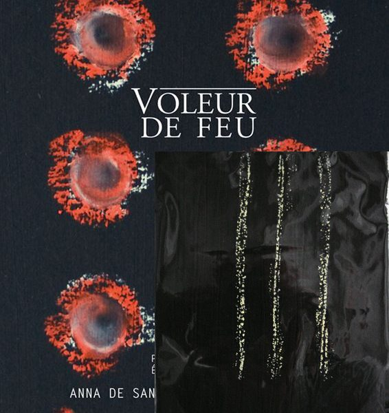 Voleur de feu 1 - Anna de Sandre, William Mathieu - Collection 14
