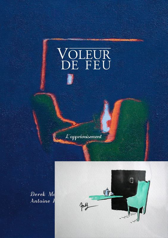 Voleur de feu 2 - Antoine Henry, Derek Munn - Collection 7