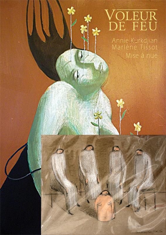 Voleur de feu, Mise à nue, Collection 11