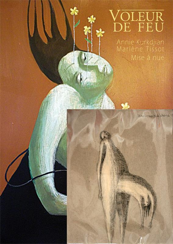 Voleur de feu, Mise à nue, Collection 13