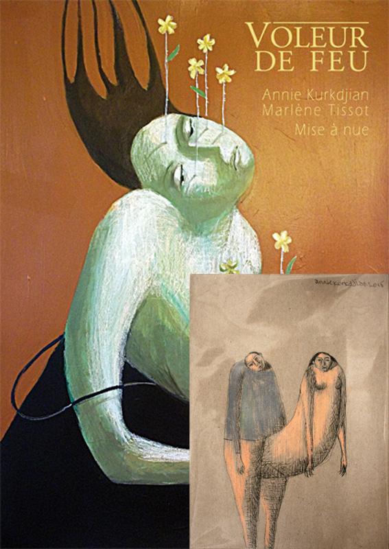 Voleur de feu, Mise à nue, Collection 5