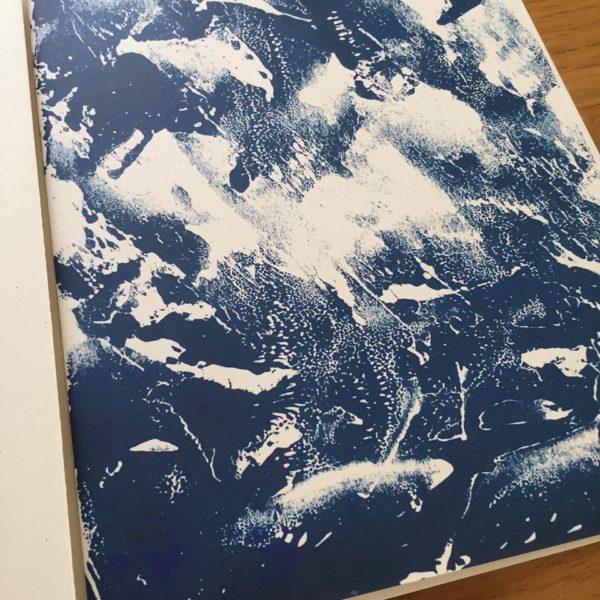 Voleur de feu, Toute l'histoire nous manque, monotype mer bleue