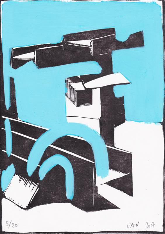 Voleur de feu, Les espaces dansent, J. Liron, J. Roy, Collection 5