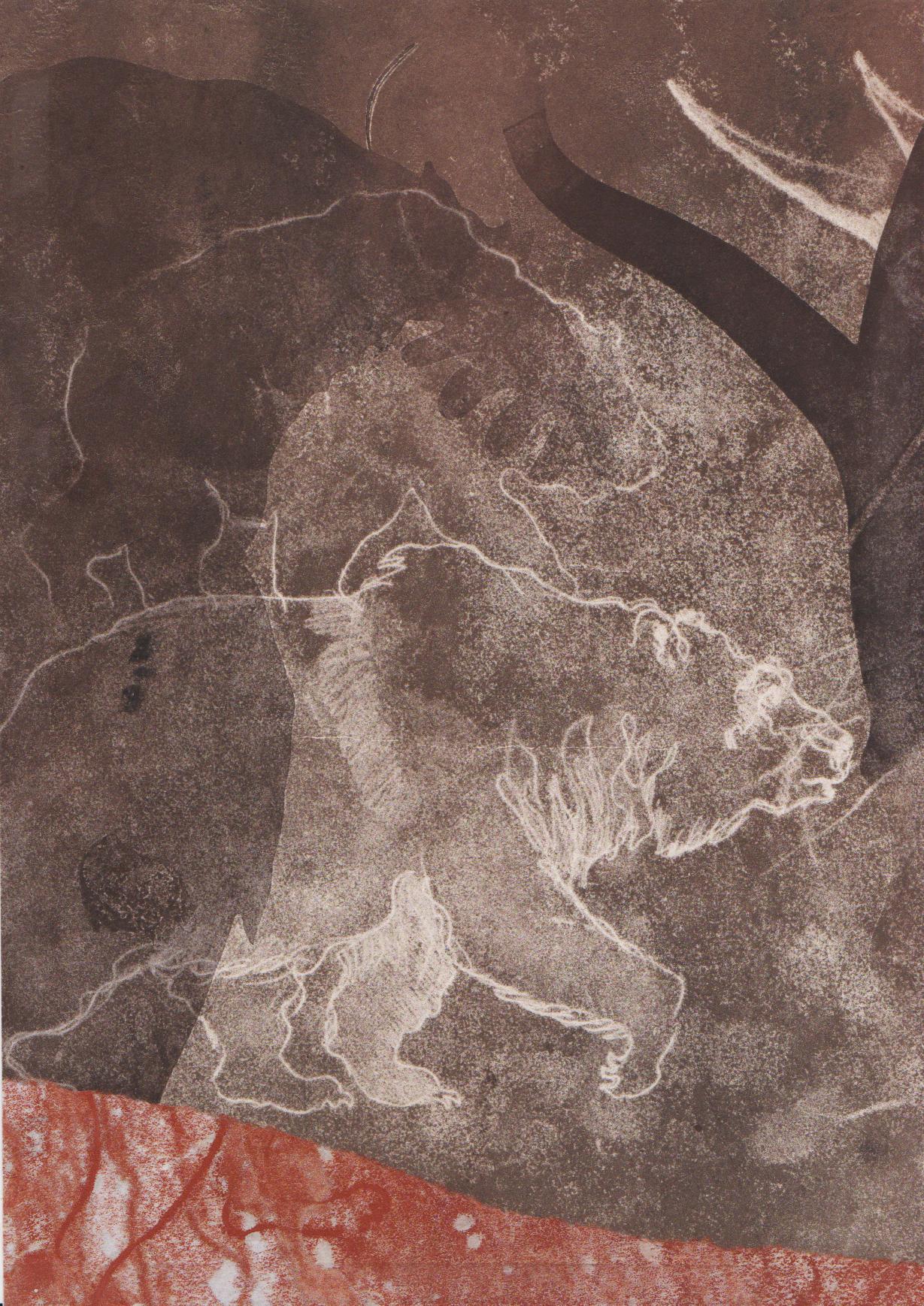 Voleur de feu 10, Entrer dans la caverne, Mylène Mouton, Colette Reydet, Collection 7