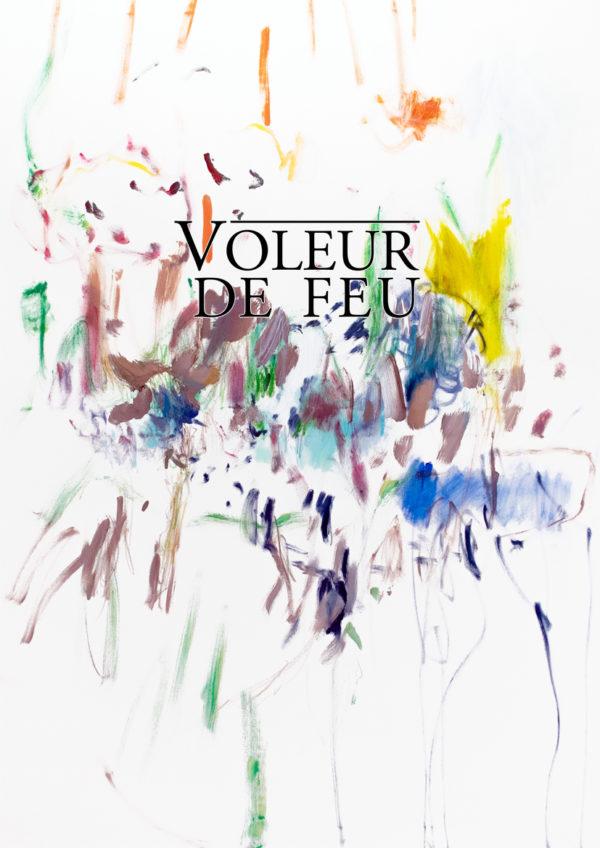 Voleur de feu, Méditations pyrotechniques, Véronique Lafont, Lionel-Edouard Martin