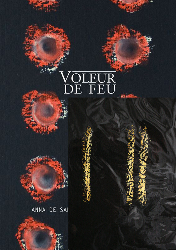 Voleur de feu 1 - Anna de Sandre, William Mathieu - Collection 18