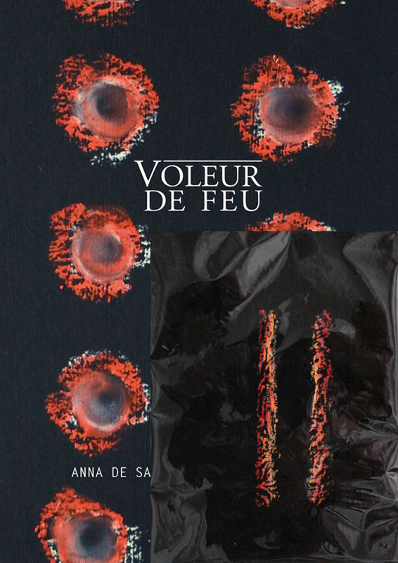 Voleur de feu 1 - Anna de Sandre, William Mathieu - Collection 20