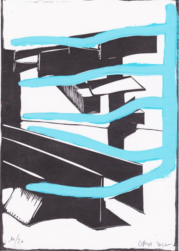 Voleur de feu, Les espaces dansent, J. Liron, J. Roy, Collection 10
