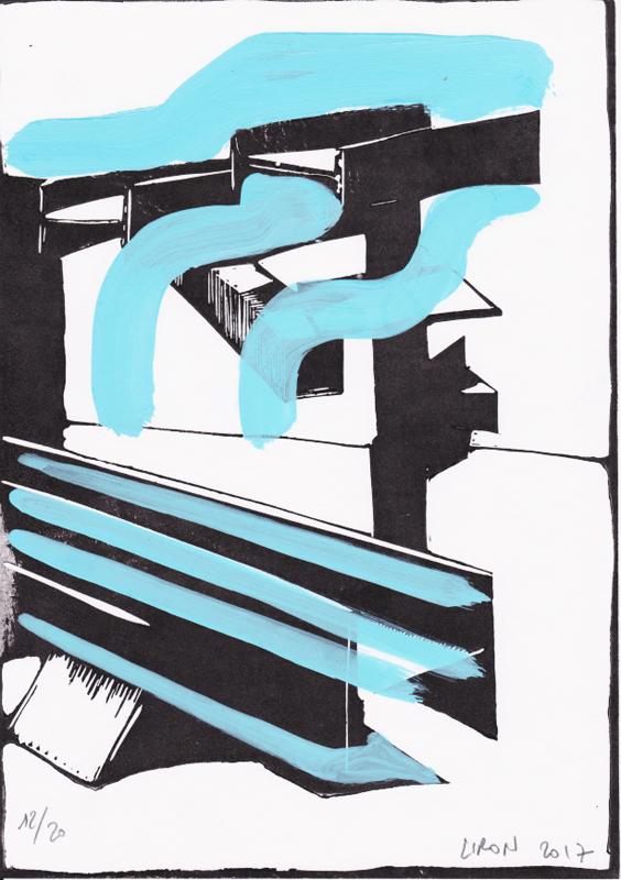 Voleur de feu, Les espaces dansent, J. Liron, J. Roy, Collection 12