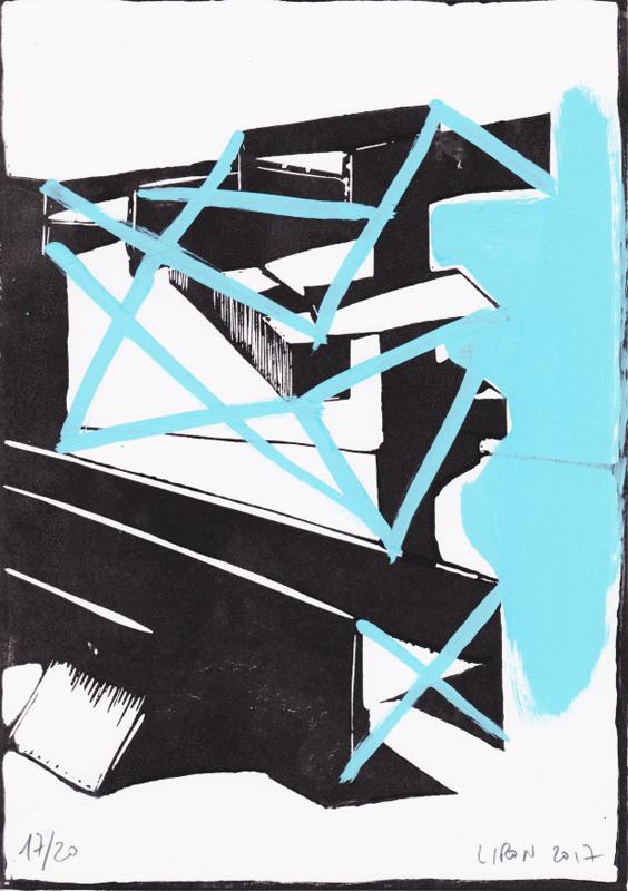 Voleur de feu, Les espaces dansent, J. Liron, J. Roy, Collection 17