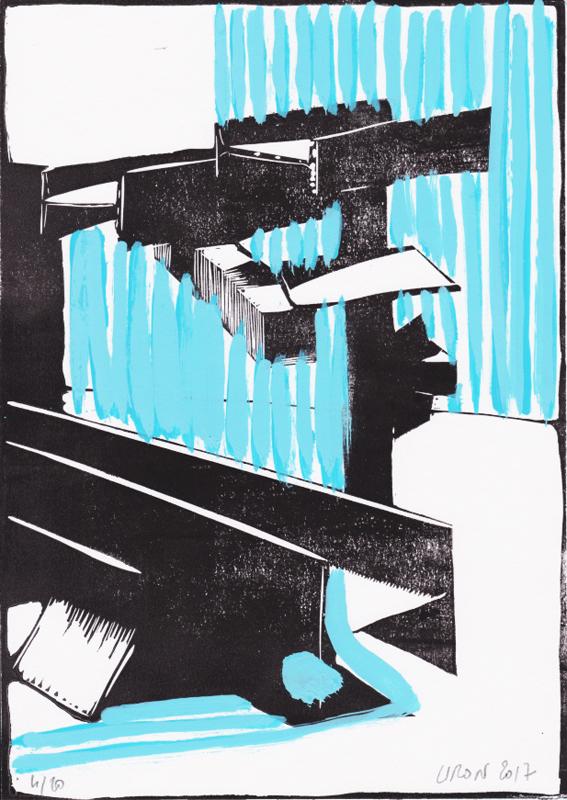 Voleur de feu, Les espaces dansent, J. Liron, J. Roy, Collection 4