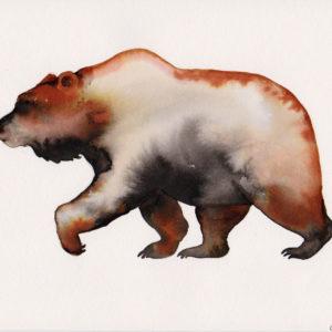 Voleur de feu 10, entrer dans la caverne, Mylene Mouton, Colette Reydet, Collection, numerote 9